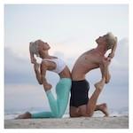 Retraite de Yoga avec Aria & Gus